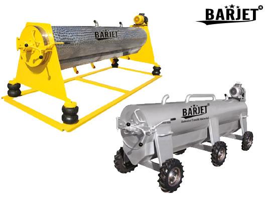 Barjet Halı Sıkma Makinaları