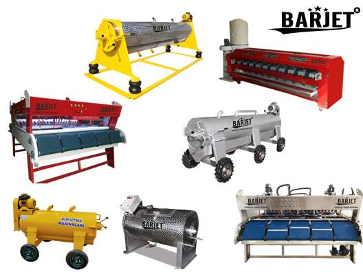 Barjet Halı Yıkama Makinaları