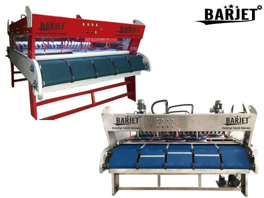 Barjet Sanayi Tipi Halı Yıkama Makinası
