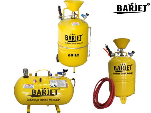 Barjet Köpük Tankı