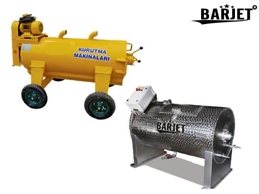 Barjet Yorgan Yıkama Makinaları